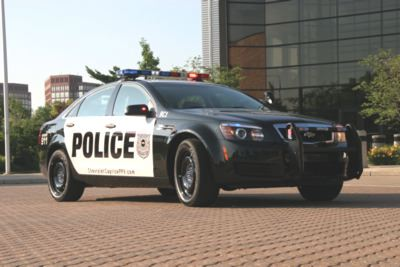 chevrolet prepares 2011 caprice police patrol vehicle for duty 2011 caprice police patrol vehicle