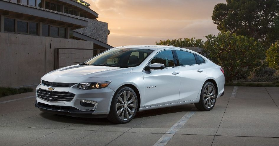 Chevy Malibu Mpg >> All New Malibu Is Larger More Technological And Efficient