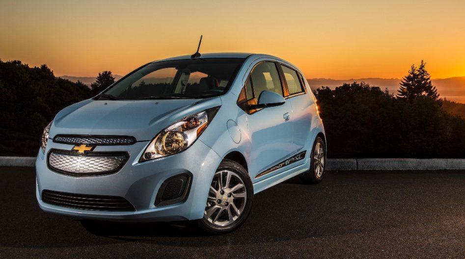 2015 Chevrolet Spark Ev Repriced To Offer Greater Value