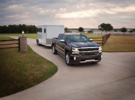 Content Dam Media Images Us Vehicles Chevrolet Trucks Silverado 2016 Product High Country With Trailer 003 Jpg