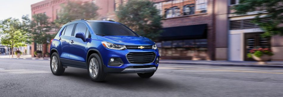 Chevrolet introduces a refreshed 2017 Trax – just 13 months after its U.S. introduction.  The 2017 Trax delivers a new design, more technology and more active safety coming Fall 2016.