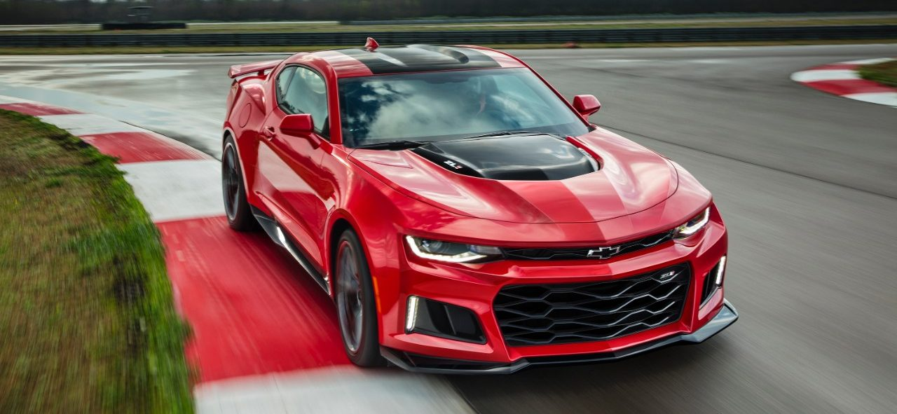 2017 Camaro Zl1 Vs Everybody