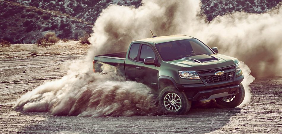 Zr2 Colorado Zr2 Off Road Pickups