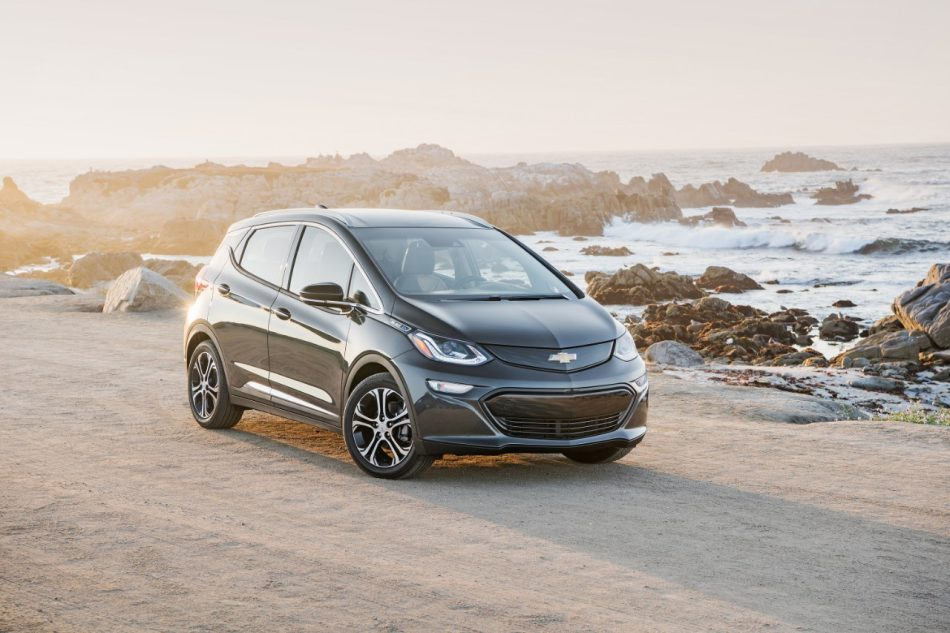 2017 Chevrolet Lineup Scores Record Number of Awards