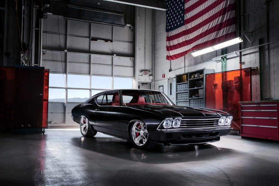 New chevelle concept car