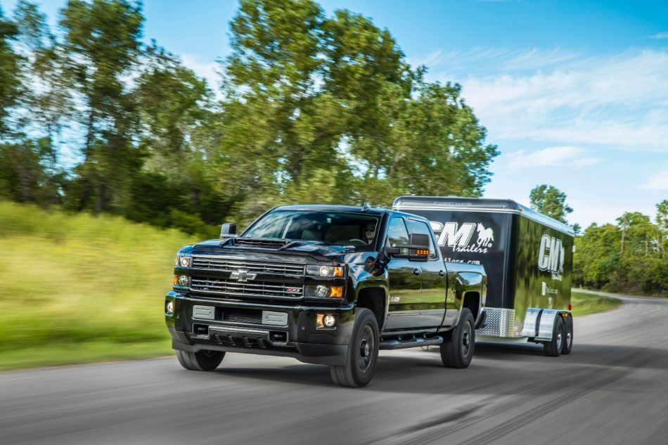 New Duramax 6.6L sel Offered on 2017 Silverado HD on