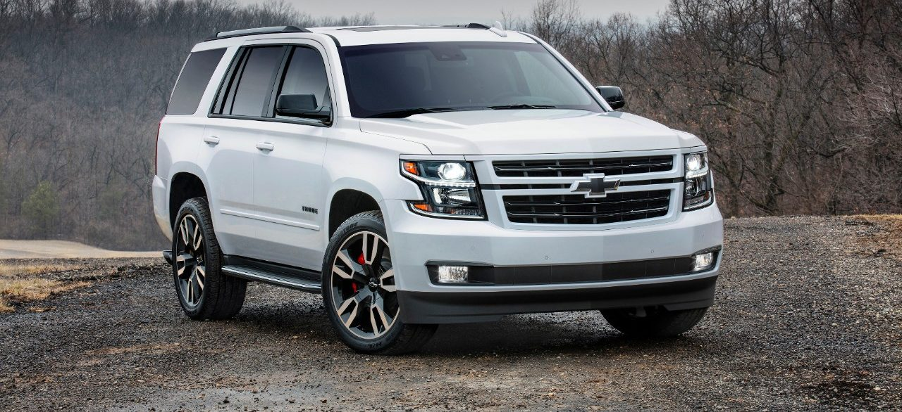 Rst Special Edition Brings Street Look And To The New Chevrolet Tahoe Suburban