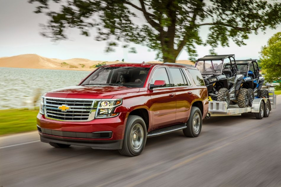 Chevy Tahoe Mpg >> Chevrolet Introduces The Tahoe Custom
