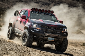 Hall Racing's Chevrolet Colorado ZR2