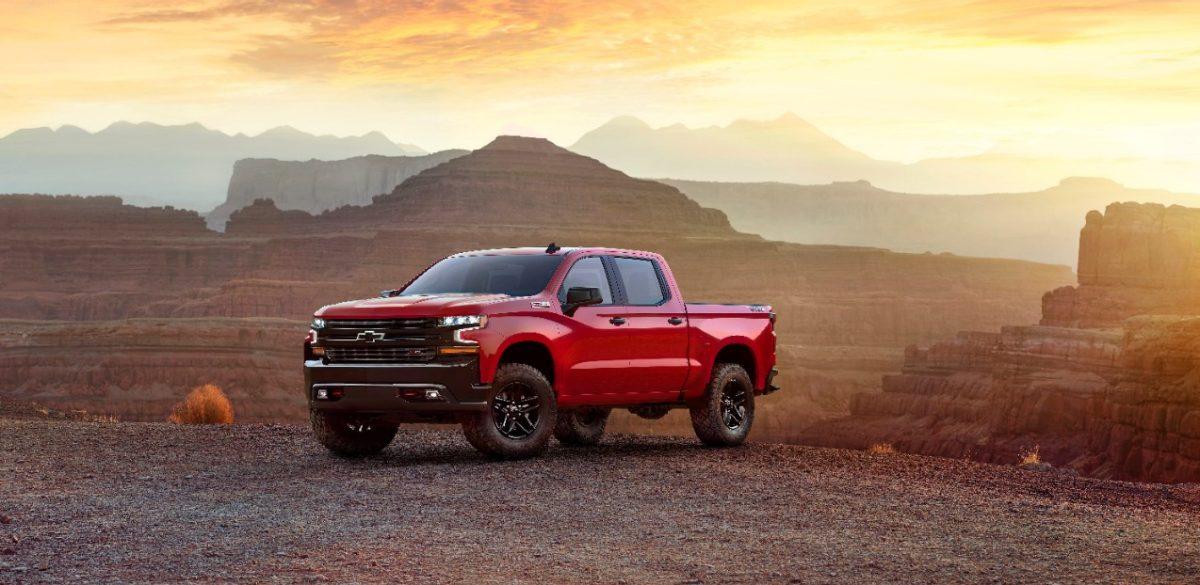 Next-Gen Silverado Revealed at Chevy Truck Centennial Event