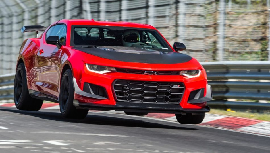 2018 Zl1 1le Sets Camaro Record At Nrburgring
