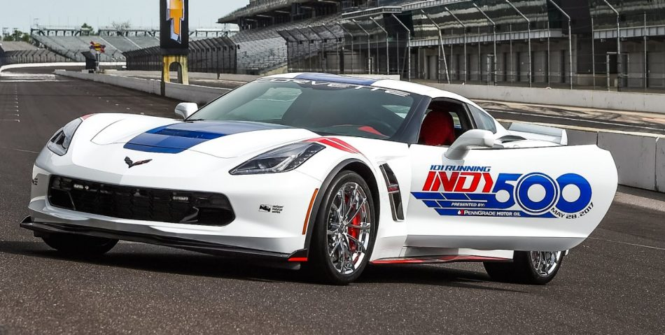 Corvette Grand Sport To Pace 101st Indianapolis 500