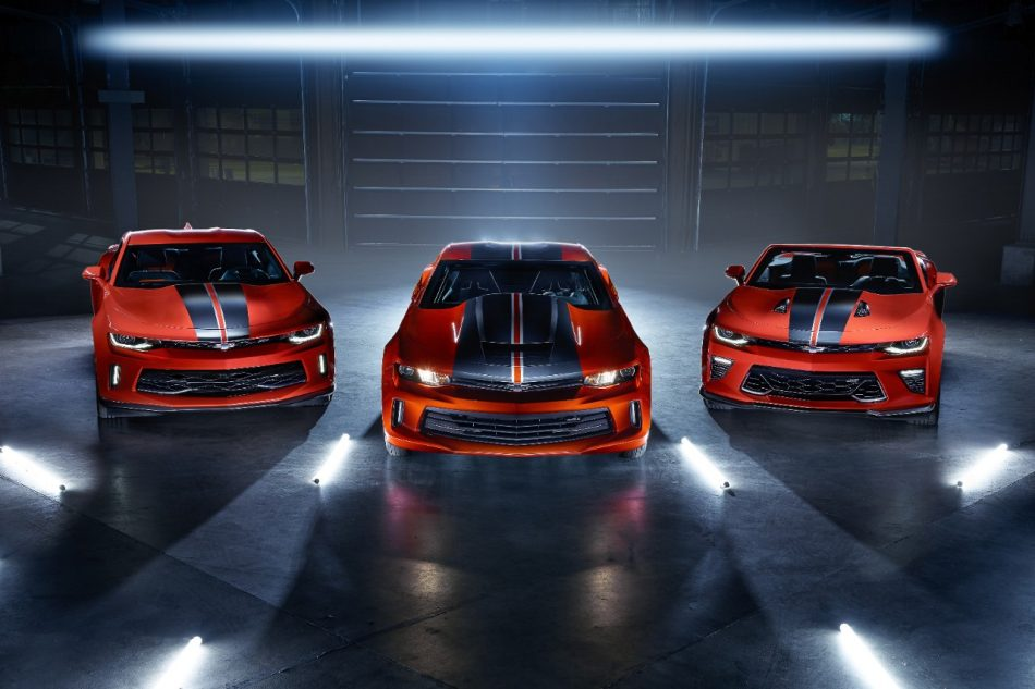 2018 COPO Camaro Hits the Strip with All-New 302 Racing Engine ...