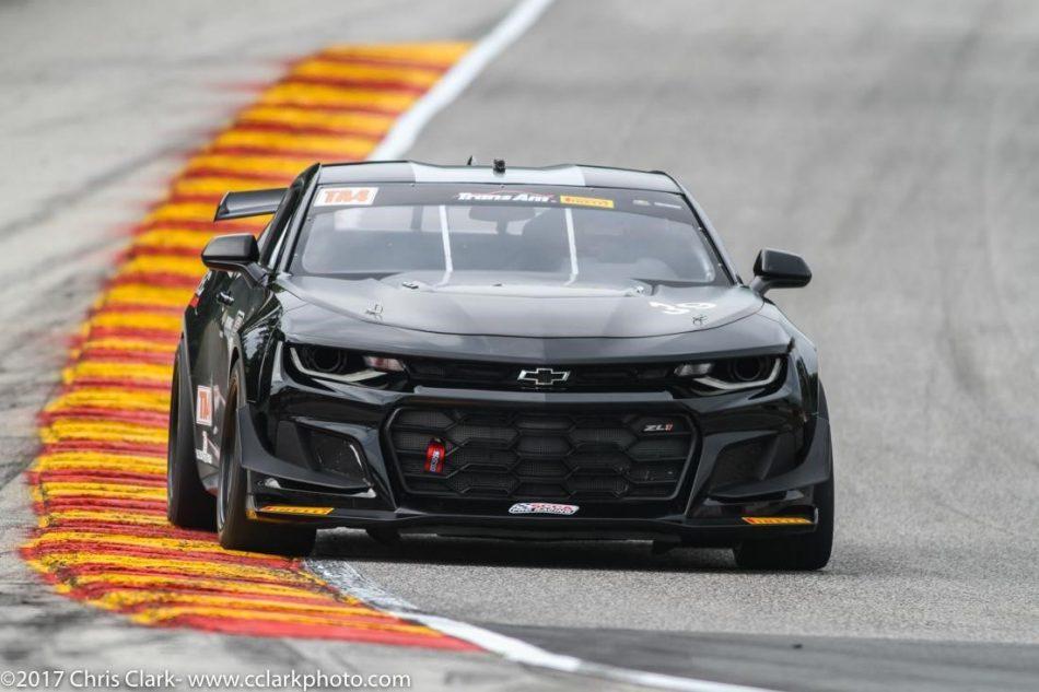 Chevrolet Camaro Ss Trans Am Ta4 Spec Race Car