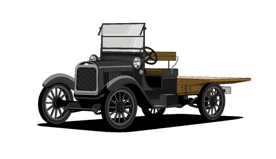 Chevy Celebrates 100 Years Of Iconic Truck Design