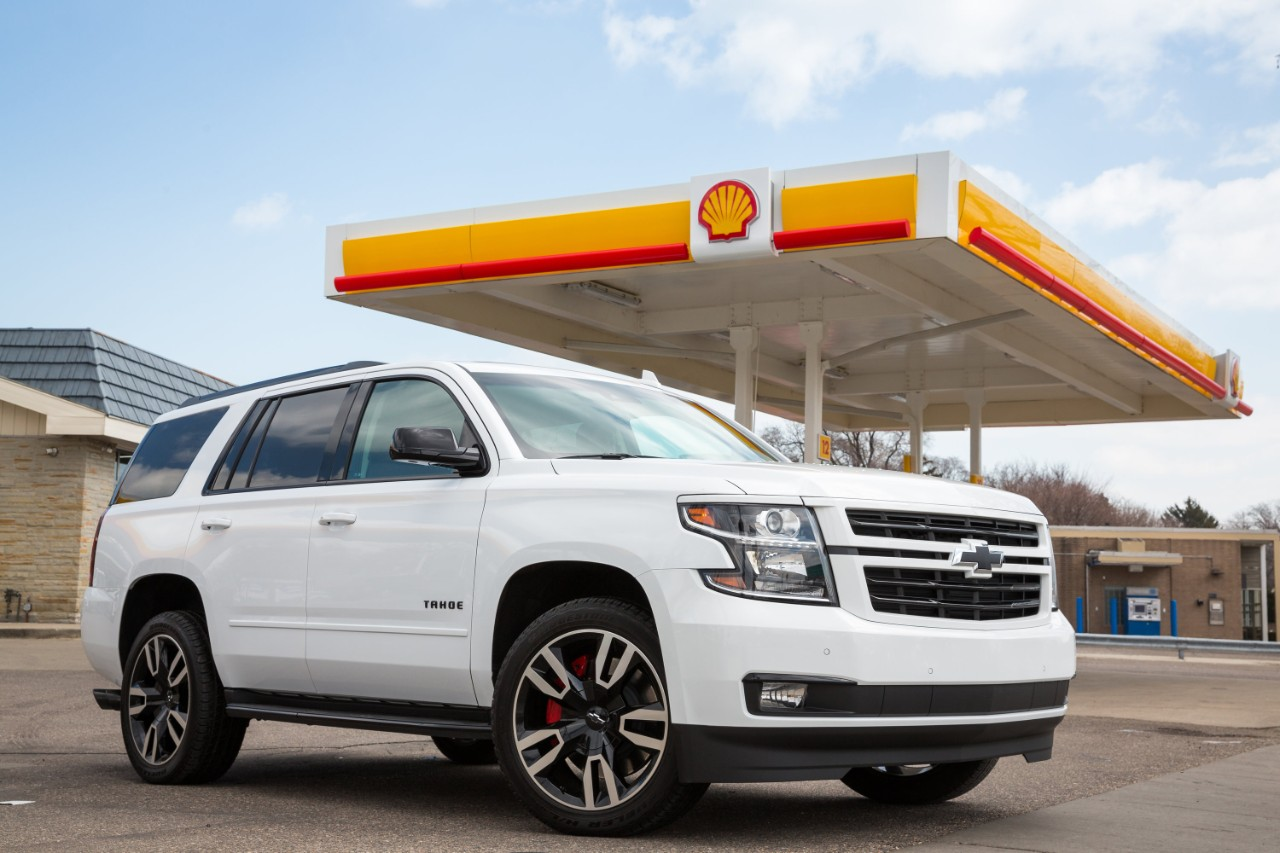 Chevy And Shell Deliver Fuel Payment From The Comfort Of Driver S Seat