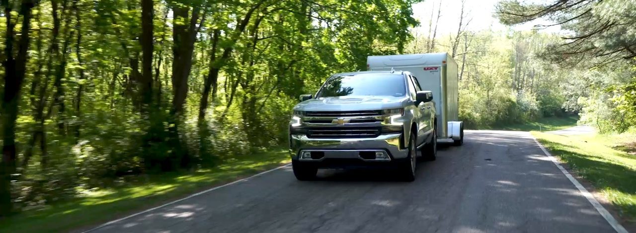 Chevrolet Puts Towing Experience At Forefront Of 2019