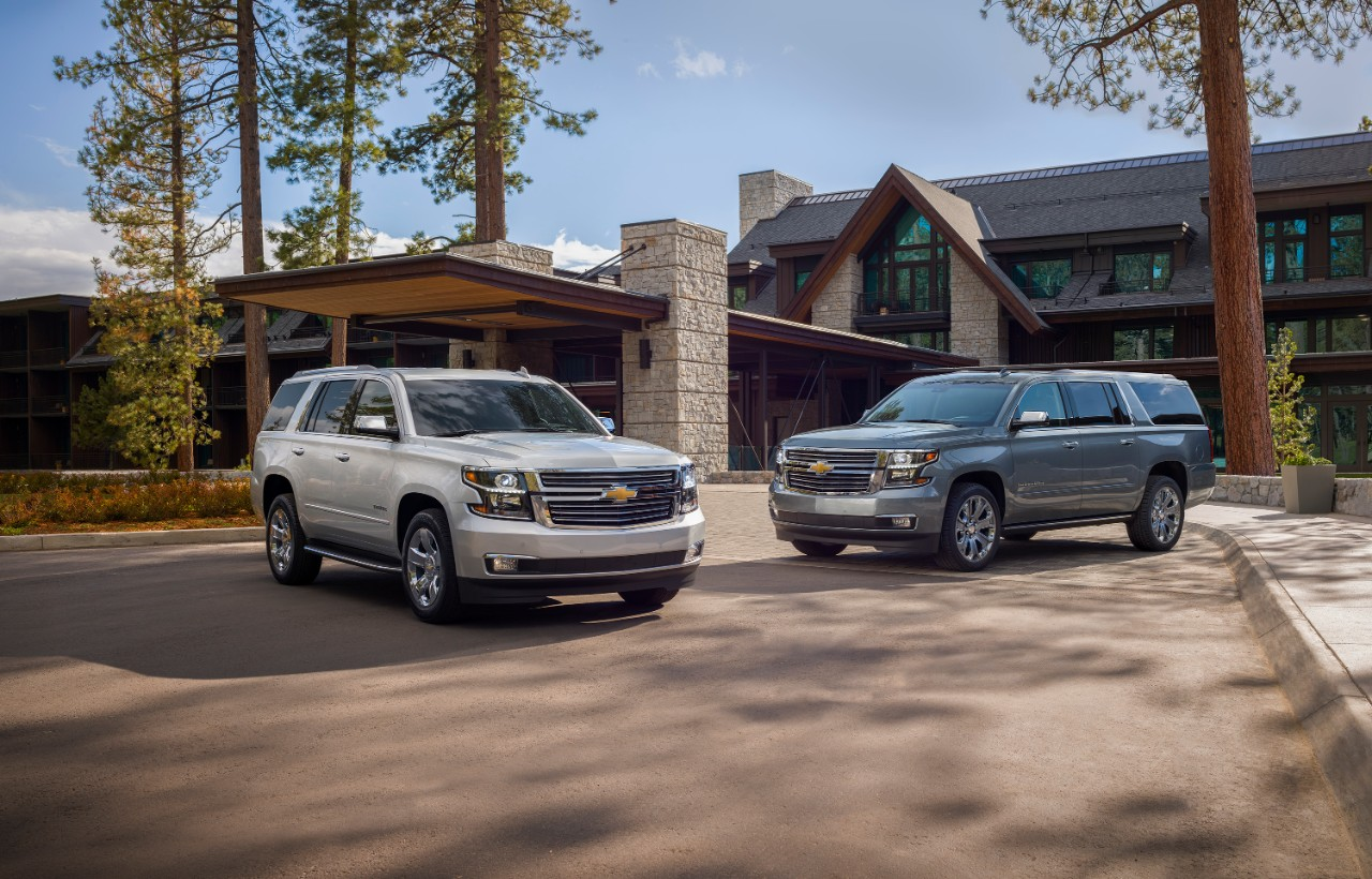 2020 Chevy Tahoe: Redesign, Changes, Engines, Debut >> Chevrolet Introduces Tahoe And Suburban Premier Plus Special Editions