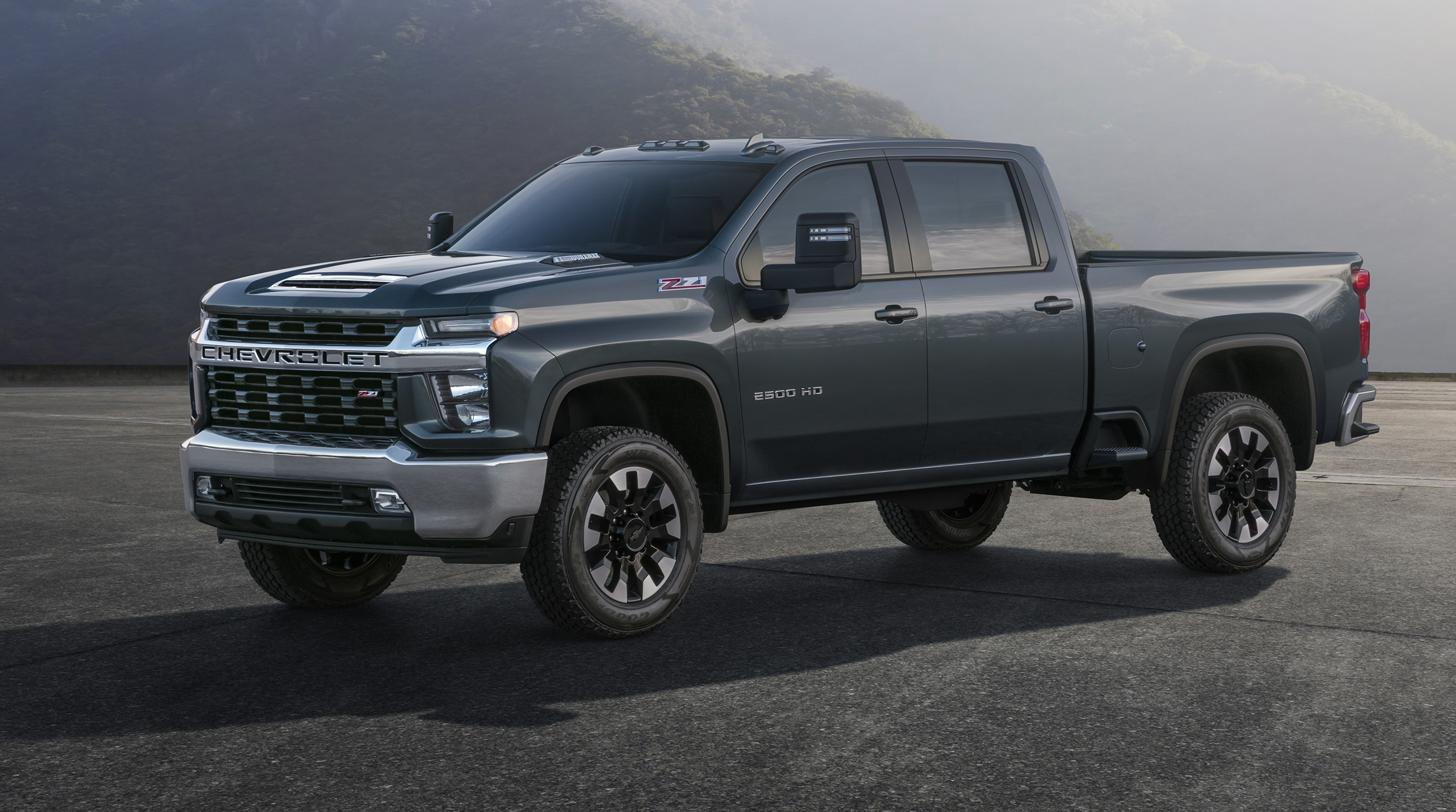 Most Capable Most Advanced Silverado Heavy Duty Ever To Debut In