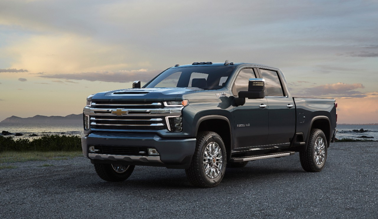 Chevrolet Reveals 2020 Silverado Hd High Country Second Of Five Distinct Models For All New Pickup