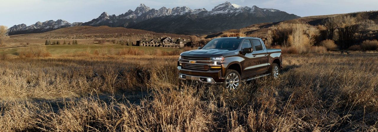 Introducing The All New 2019 Chevrolet Silverado
