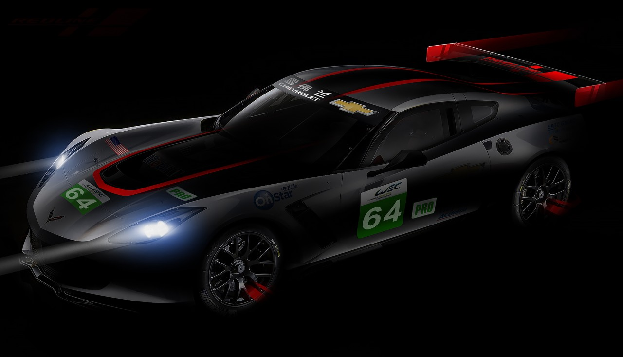 Corvette Racing will close its 20th season of competition by competing in the FIA World Endurance Championship (WEC) 2018 race in Shanghai. The C7.R race car, which will wear a special Redline livery for the competition, will be the first factory-run Corvette to race in Asia.