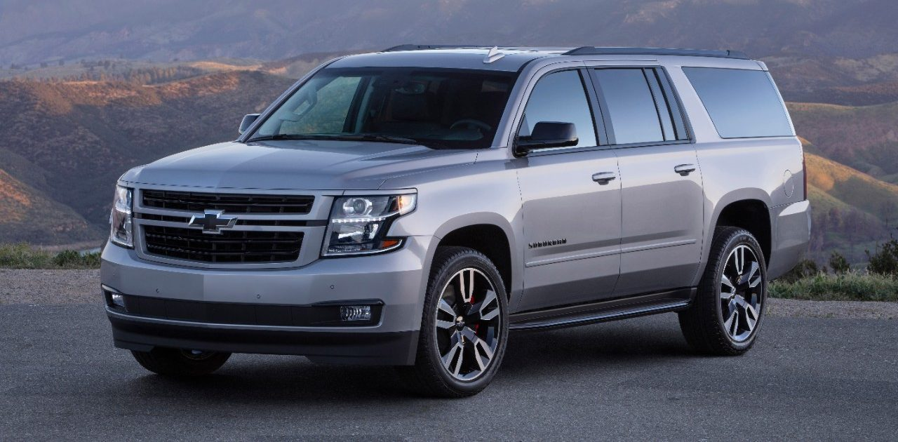 2019 Suburban Rst Performance Package Brings V 8 Power And Style To Chevy Truck Transmission Chevrolet Full Size Suvs