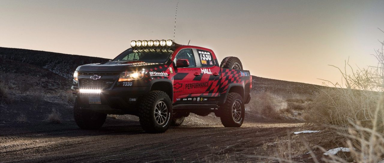 Chevy Performance Releases Colorado Zr2 Race Parts