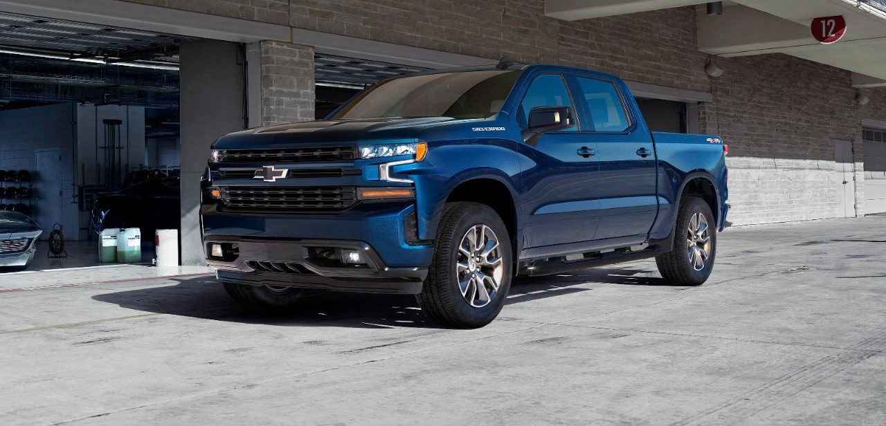 All-new 2 7L Turbo Adds to Efficient, Fun-to-Drive 2019 Silverado