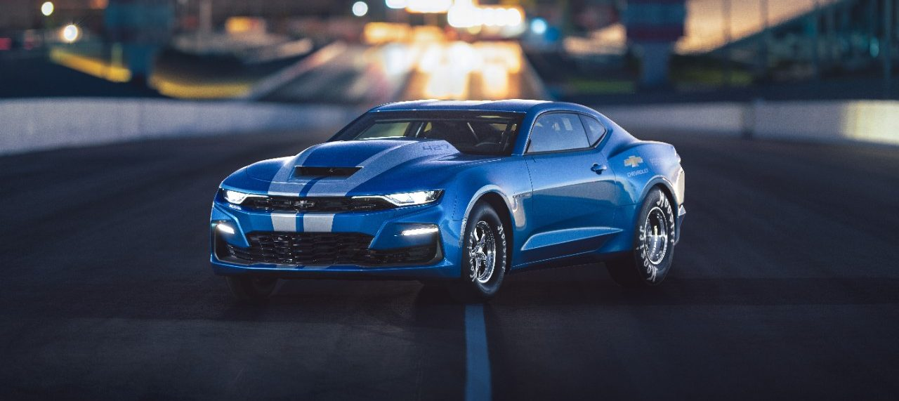 Copo Camaro Price >> 2019 Copo Camaro Marks 50 Years Of Special Order Performance