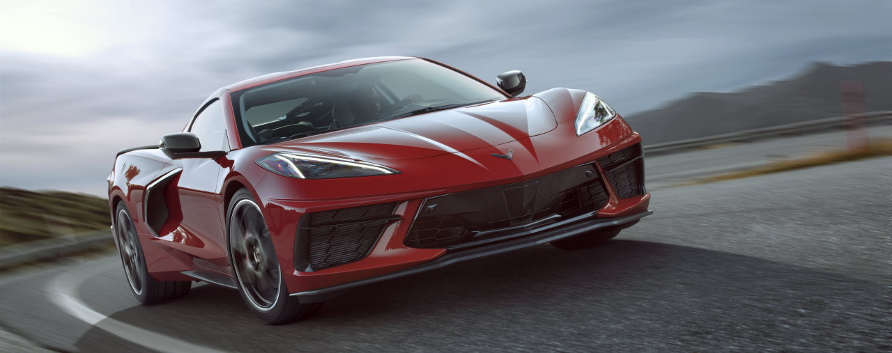 2020 Mid Engine Chevrolet Corvette Stingray Starts At 59 995