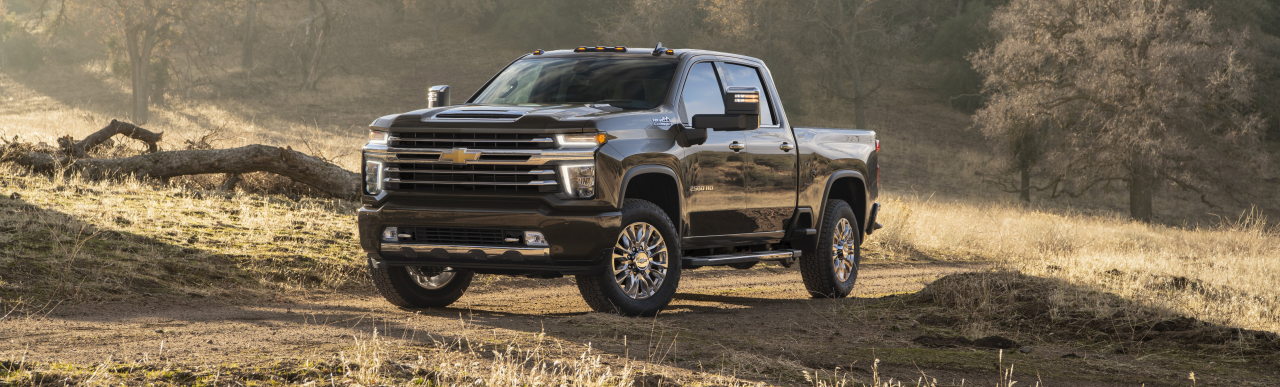 Chevrolet Debuts All New 2020 Silverado Hd