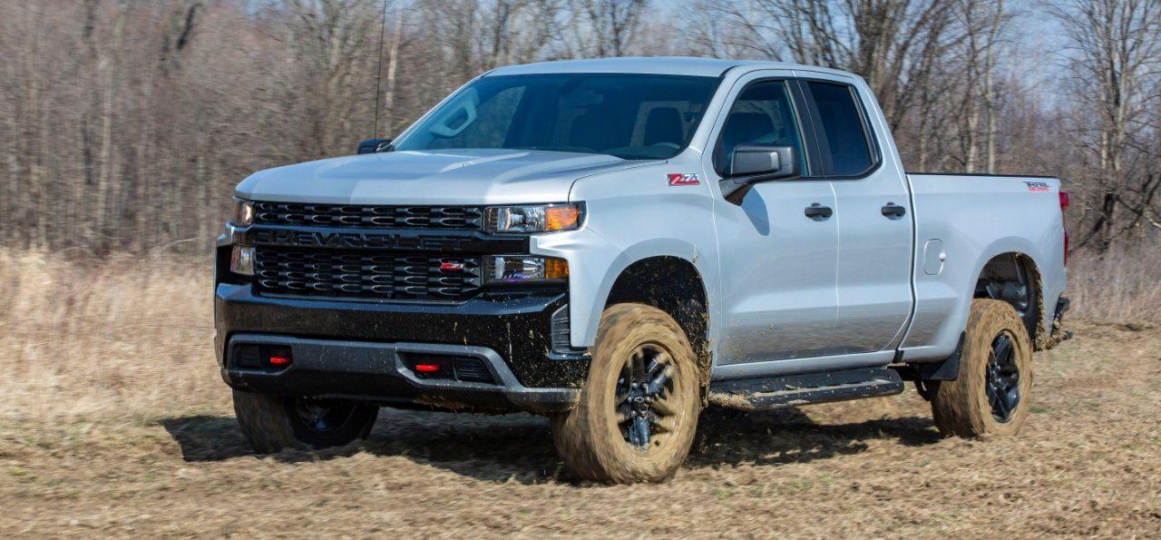 Custom Chevy Silverado >> More Where It Matters 2020 Silverado 1500