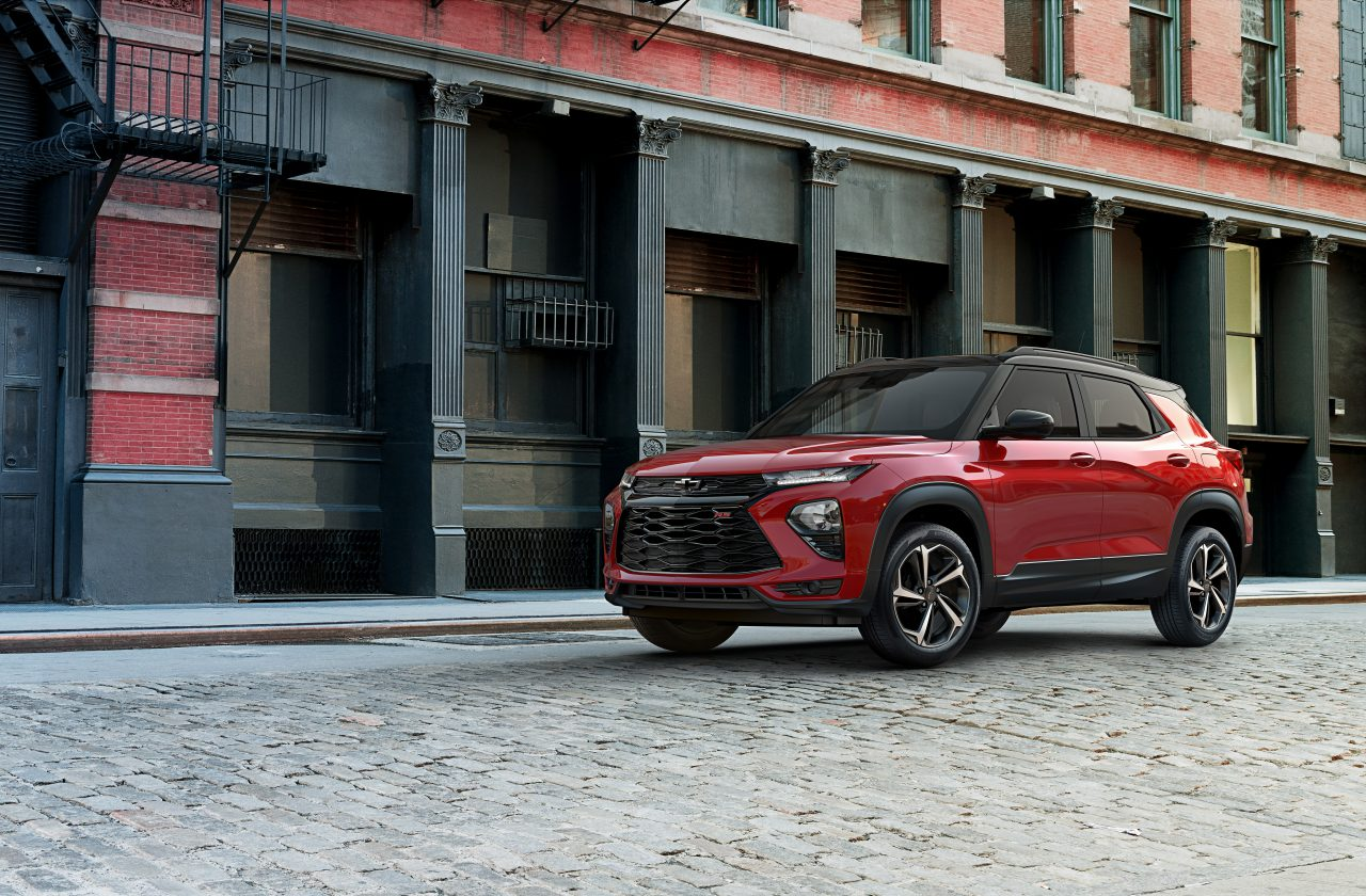 2020 Chevy Trax: Redesign, News, Release >> Chevrolet Debuts All New 2021 Trailblazer Grows Brand S Suv