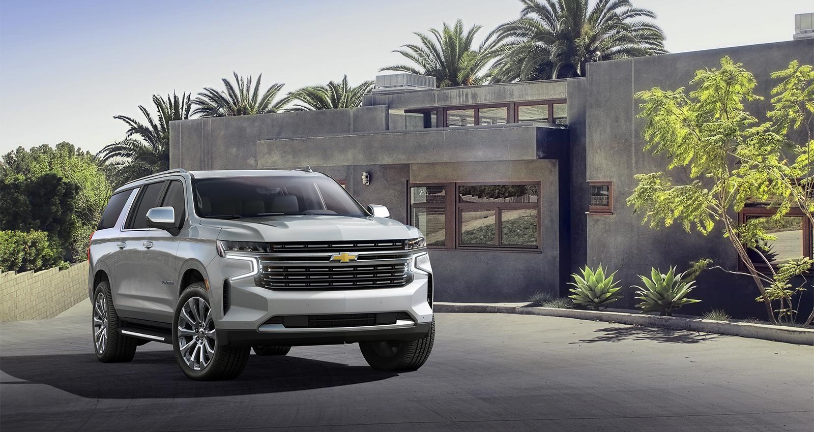 Kelebihan Kekurangan Chevrolet Suburban Top Model Tahun Ini