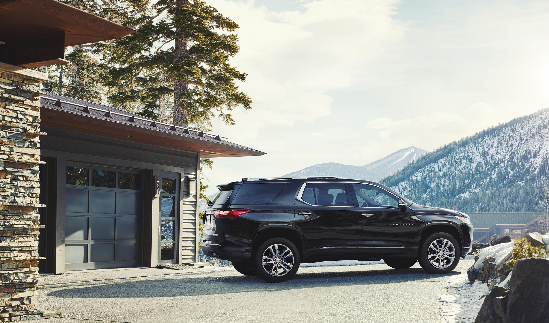 2018 Chevrolet Traverse Starts At 30 875