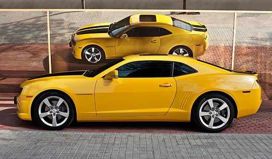 Deutlich besser als Chevrolet