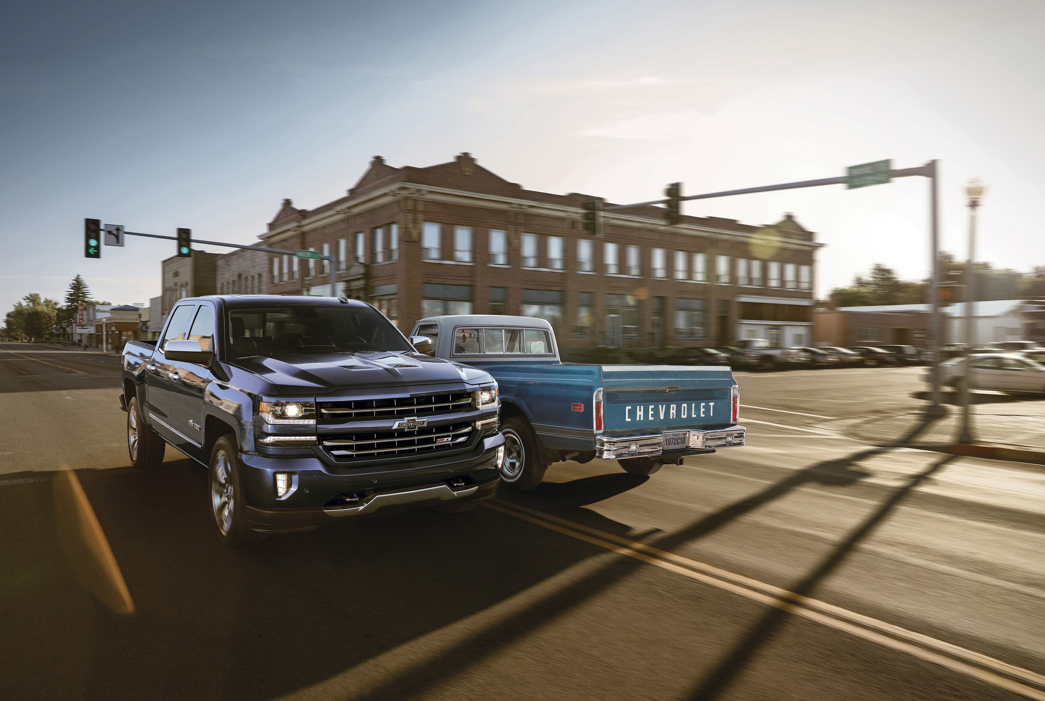 Chevy Honors Truck Centennial With 100 Day Celebration 1968 50th Anniversary