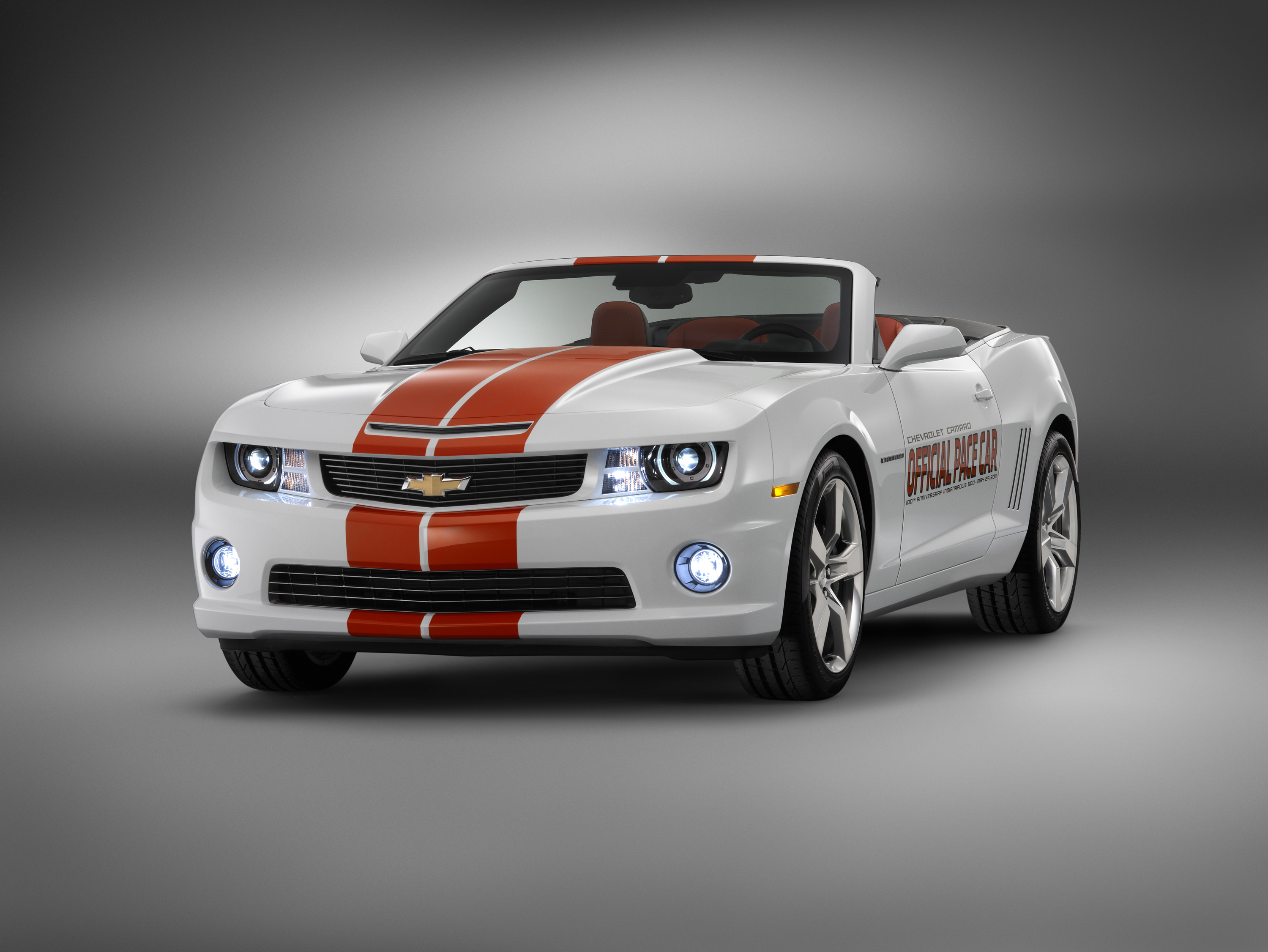 Indianapolis Pace Car Replicas To Be Offered To Customers - Chevrolet dealerships indianapolis