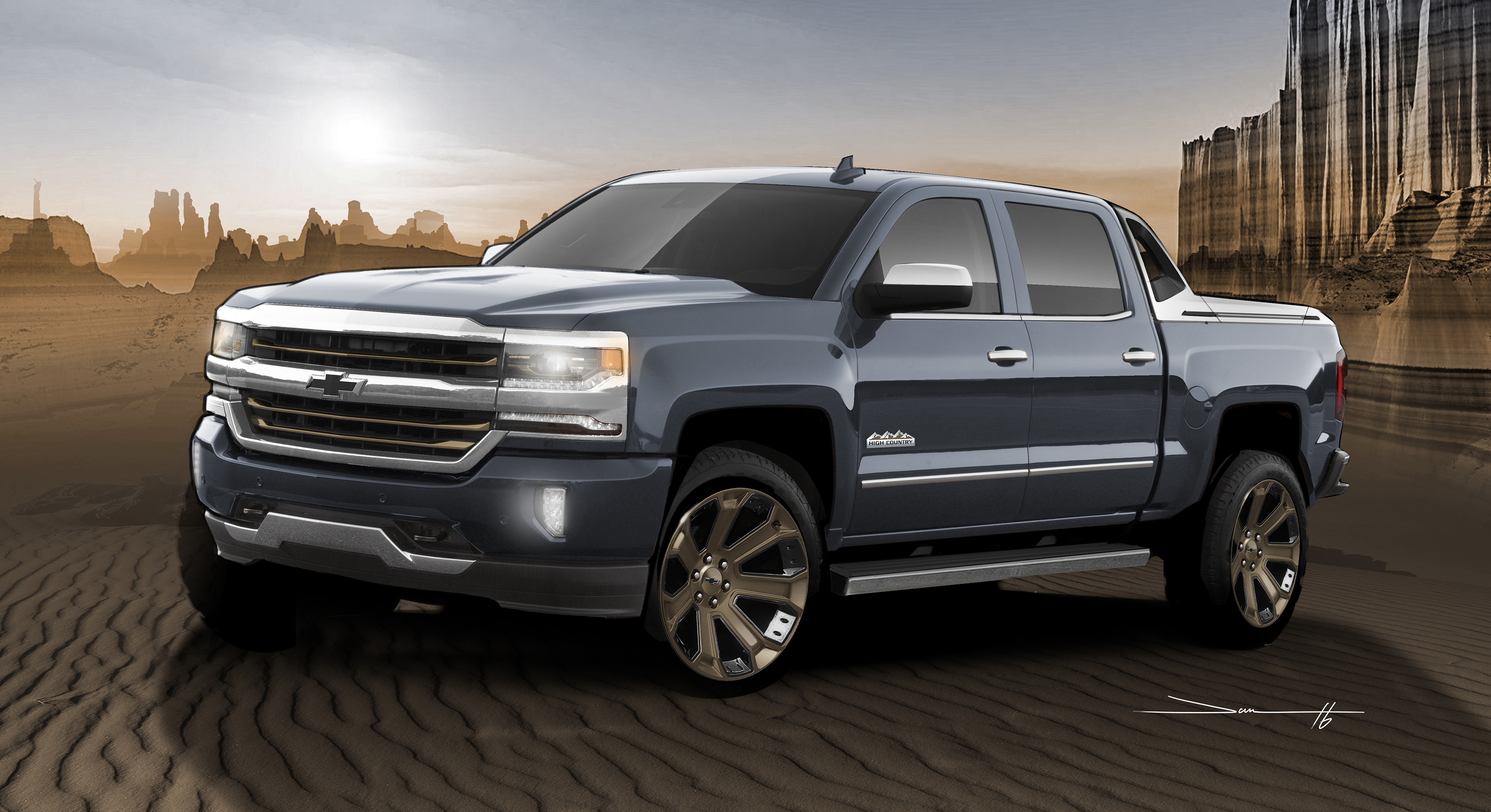 Silverado 1500 High Desert Offers