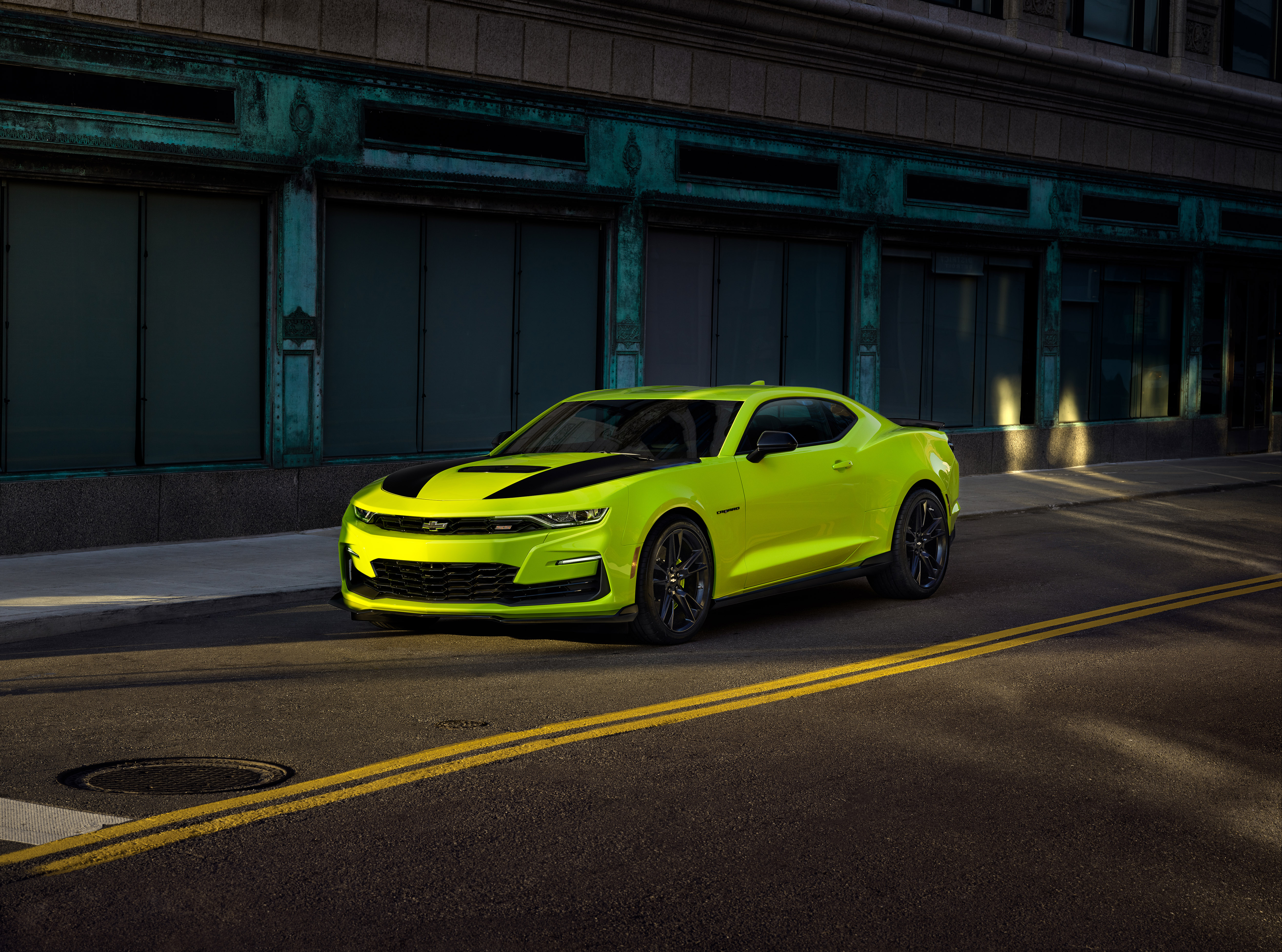 What Does Camaro Mean >> 2019 Camaro Is Awesome In Shock