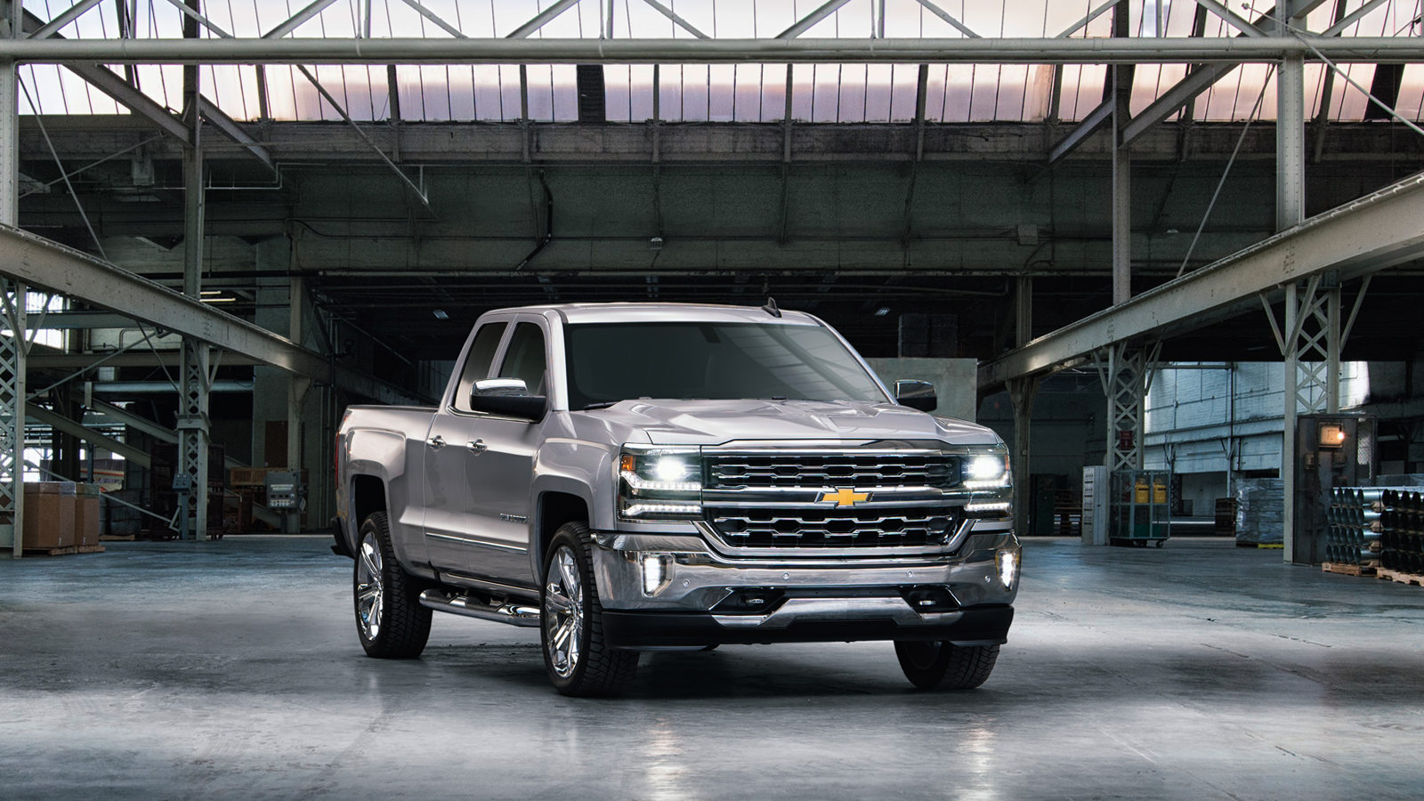 chevrolet demonstrates competitive advantage of silverado s roll formed high strength steel bed high strength steel bed