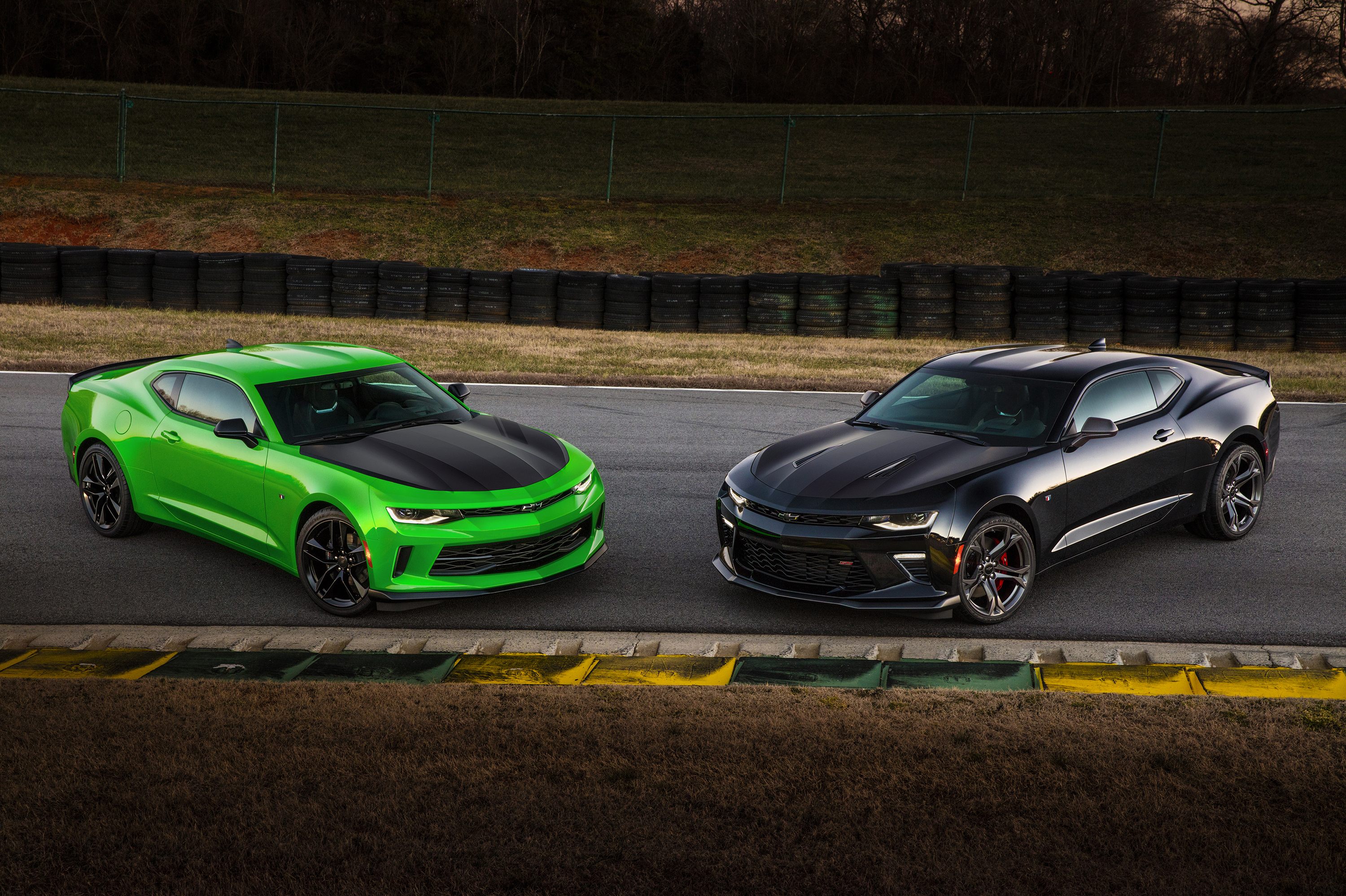 New 1LE Packages Elevate Camaro Track Capabilities