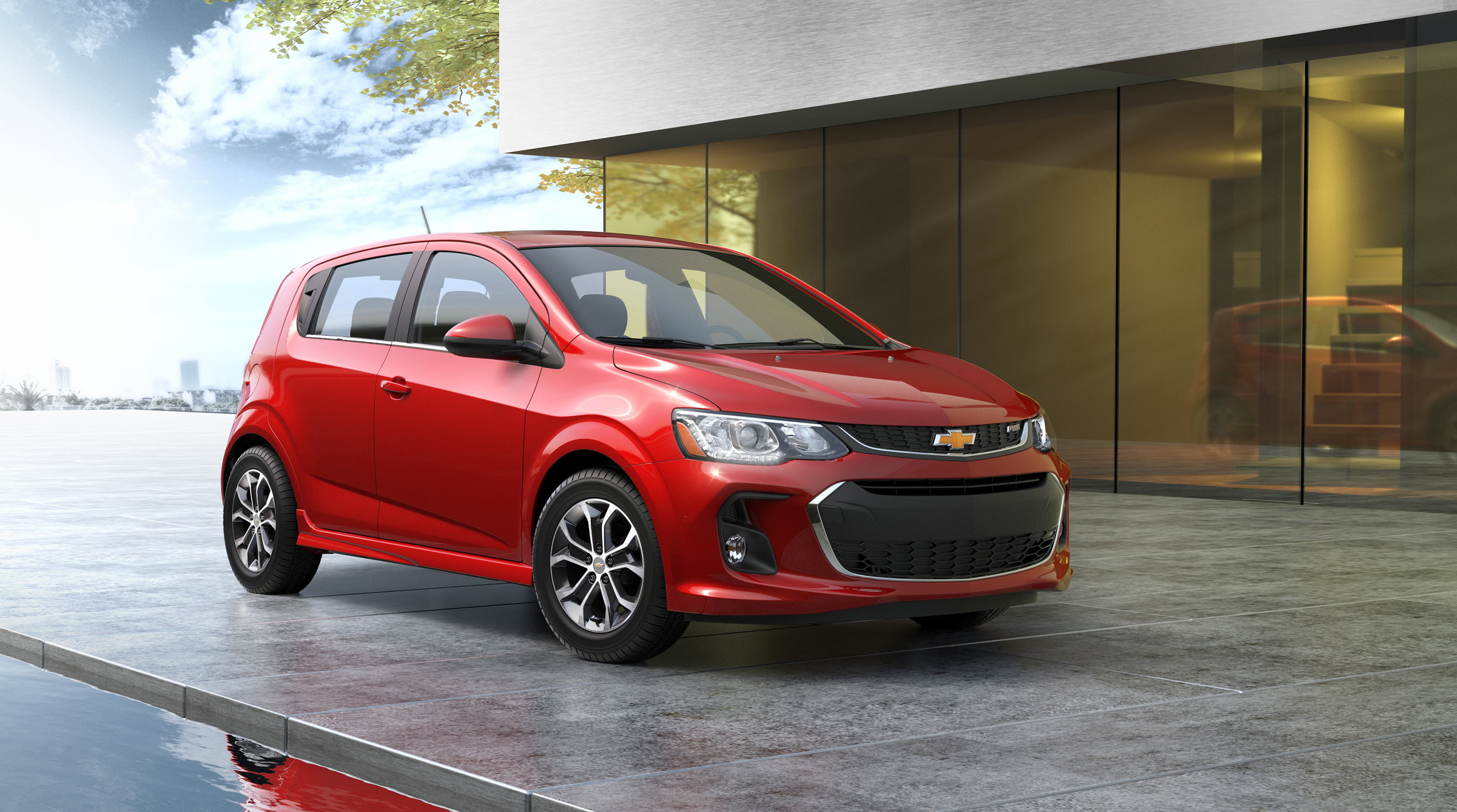 Chevrolet Sonic Owners Manual: Max Startup Volume