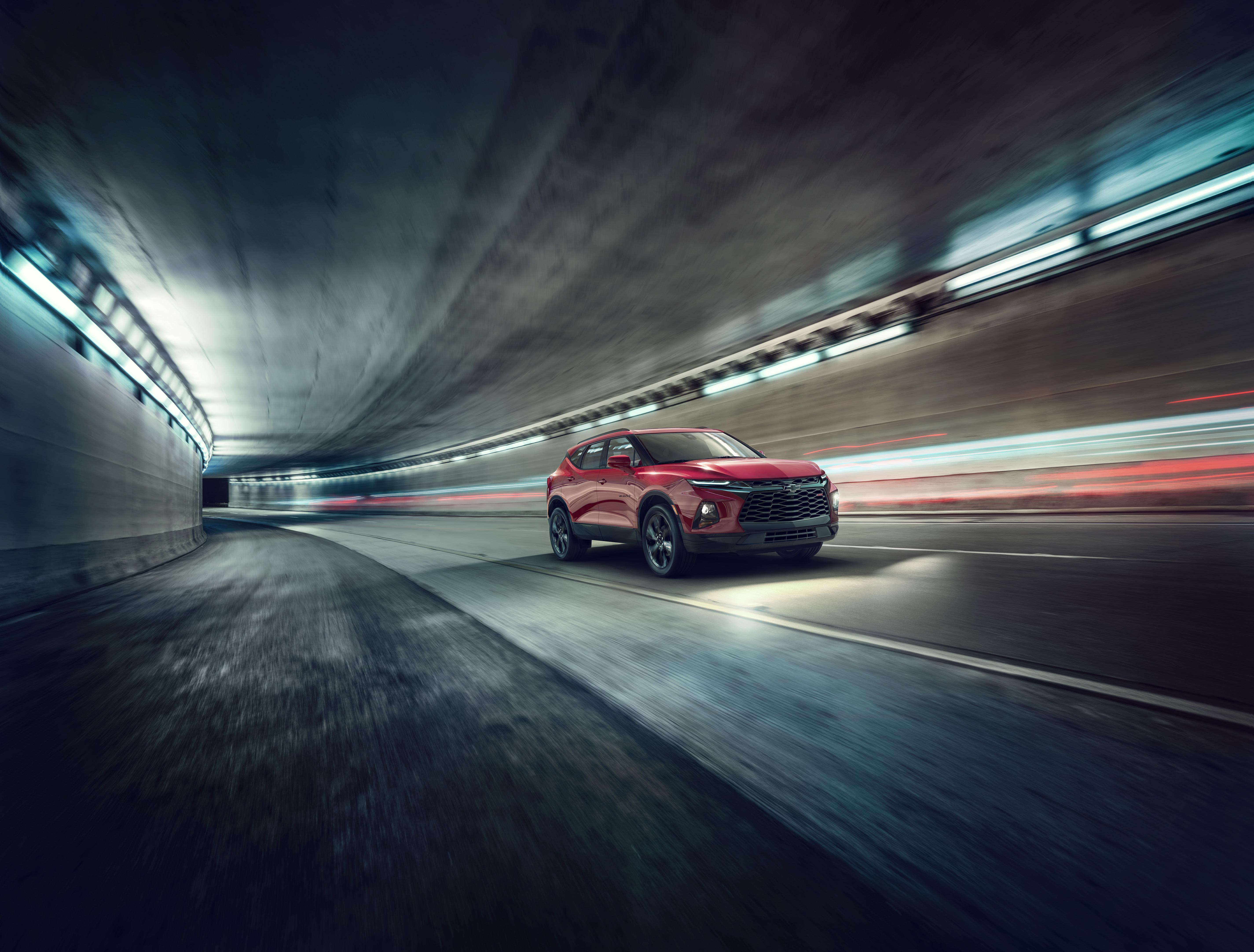 Bold Design Defines 2019 Chevrolet Blazer