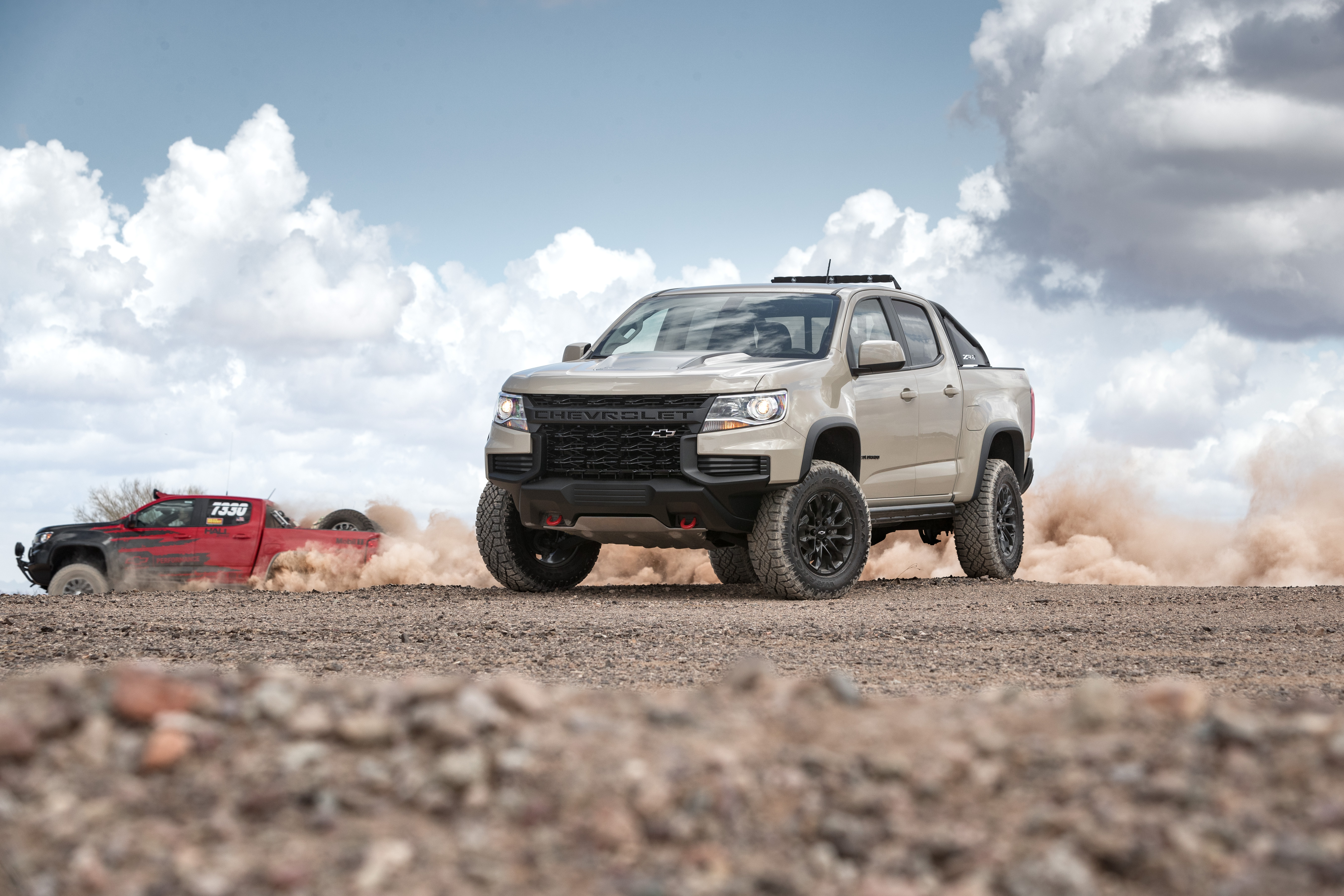 New Chevrolet Colorado Unveiled