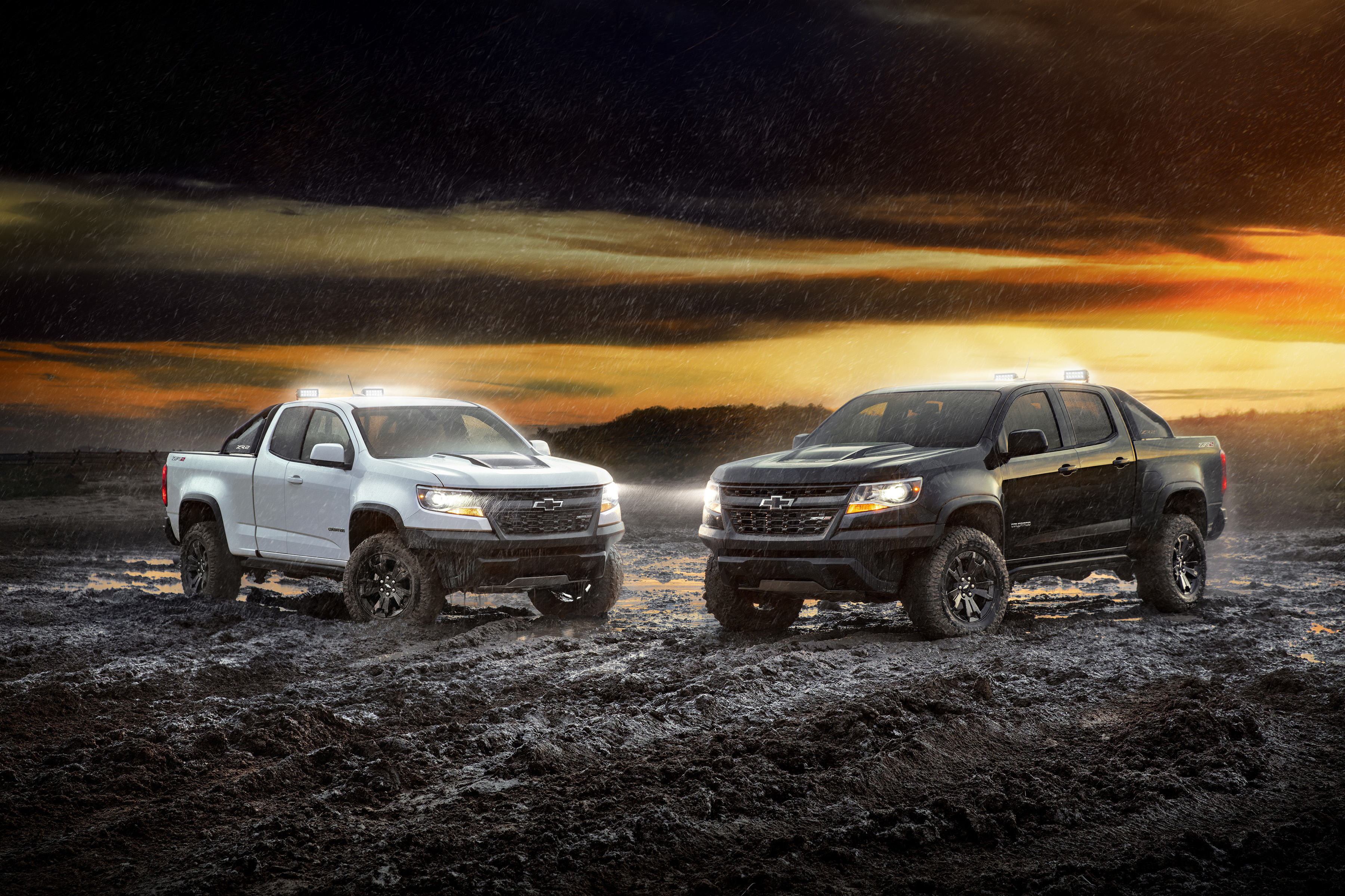 Zr2 Midnight And Dusk Editions Expand Choices In 2018 Chevrolet