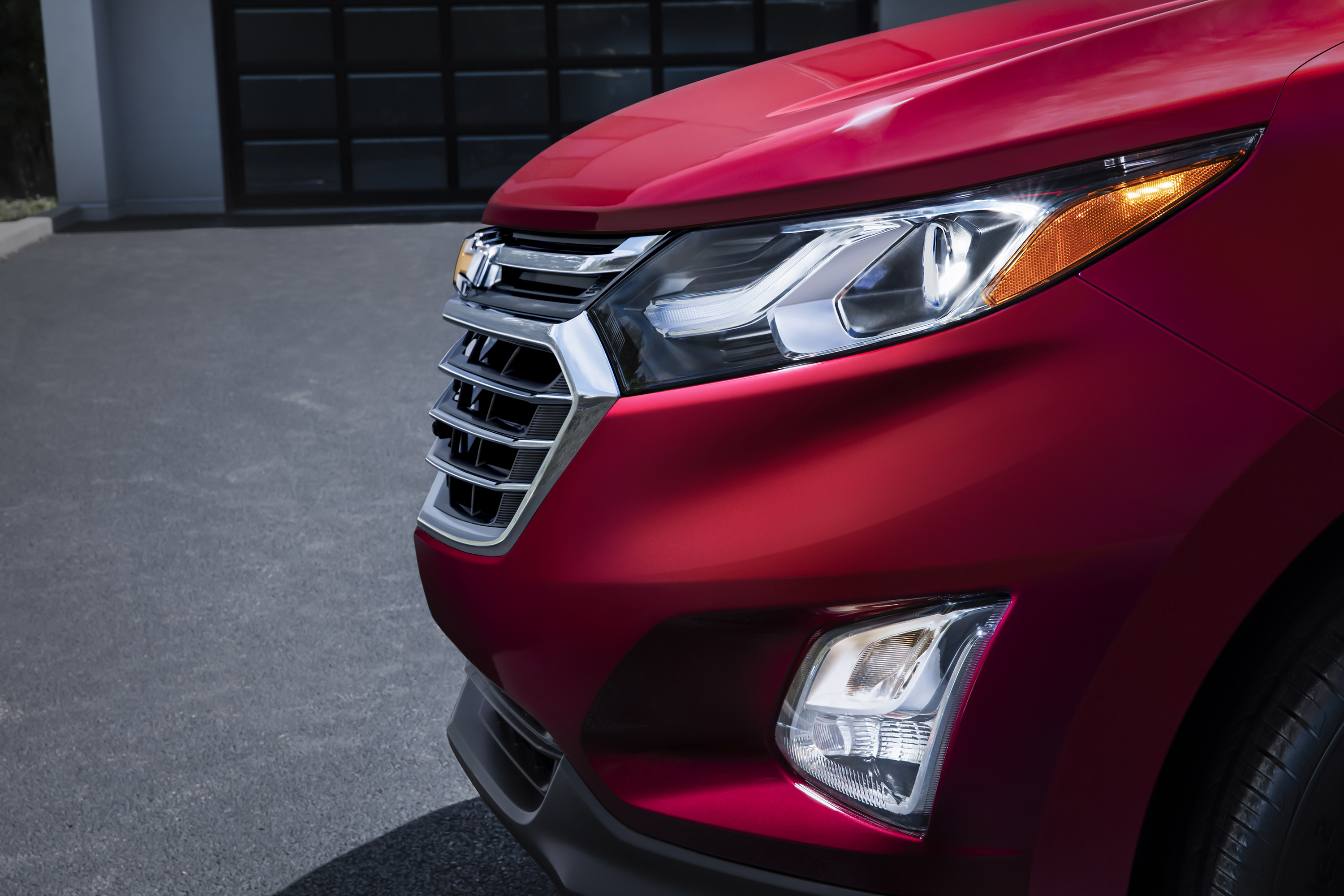 Safety First For The All New 2018 Chevrolet Equinox Automatic Headlight Reminder