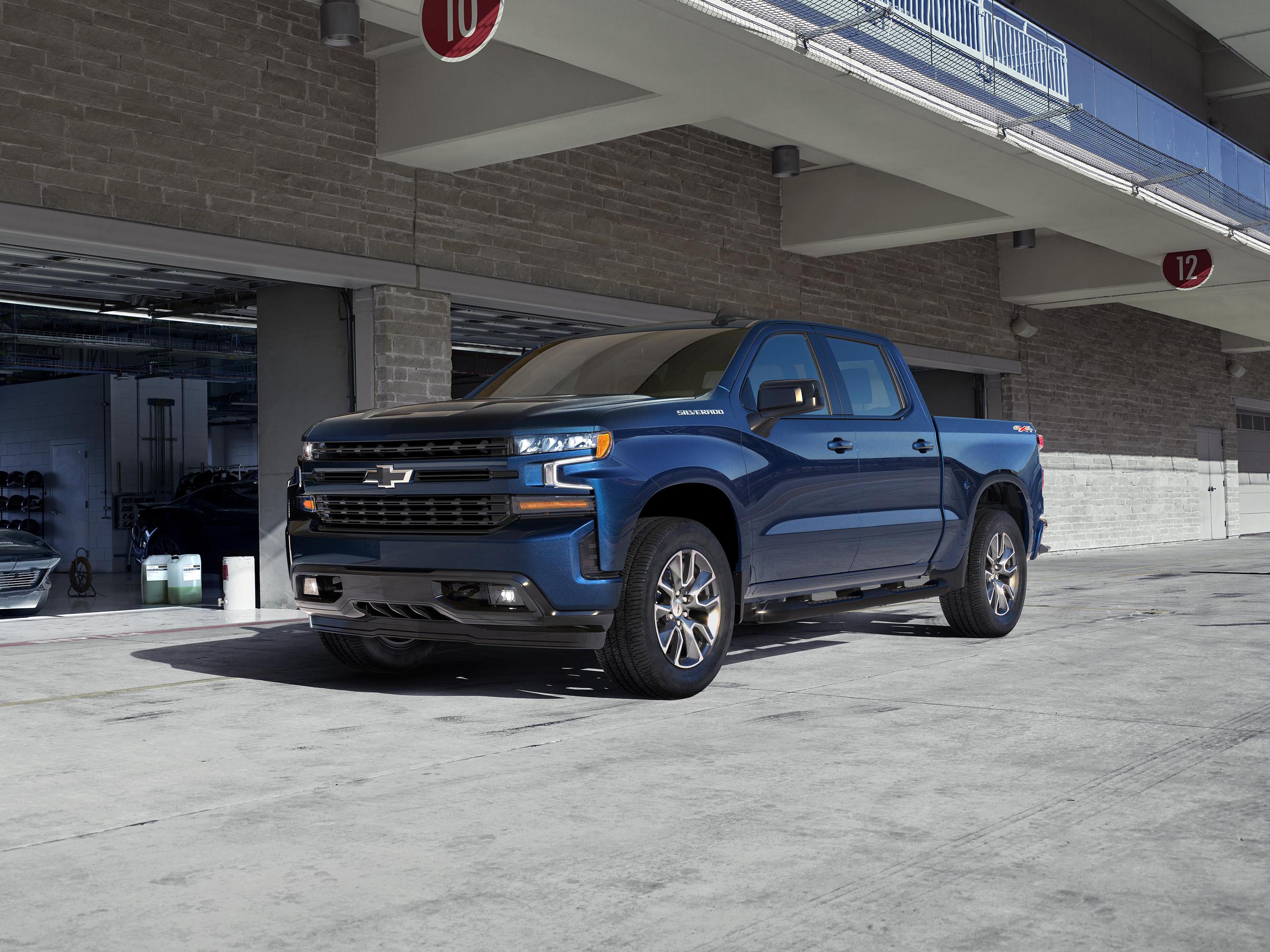 All New 2 7l Turbo Adds To Efficient Fun To Drive 2019 Silverado