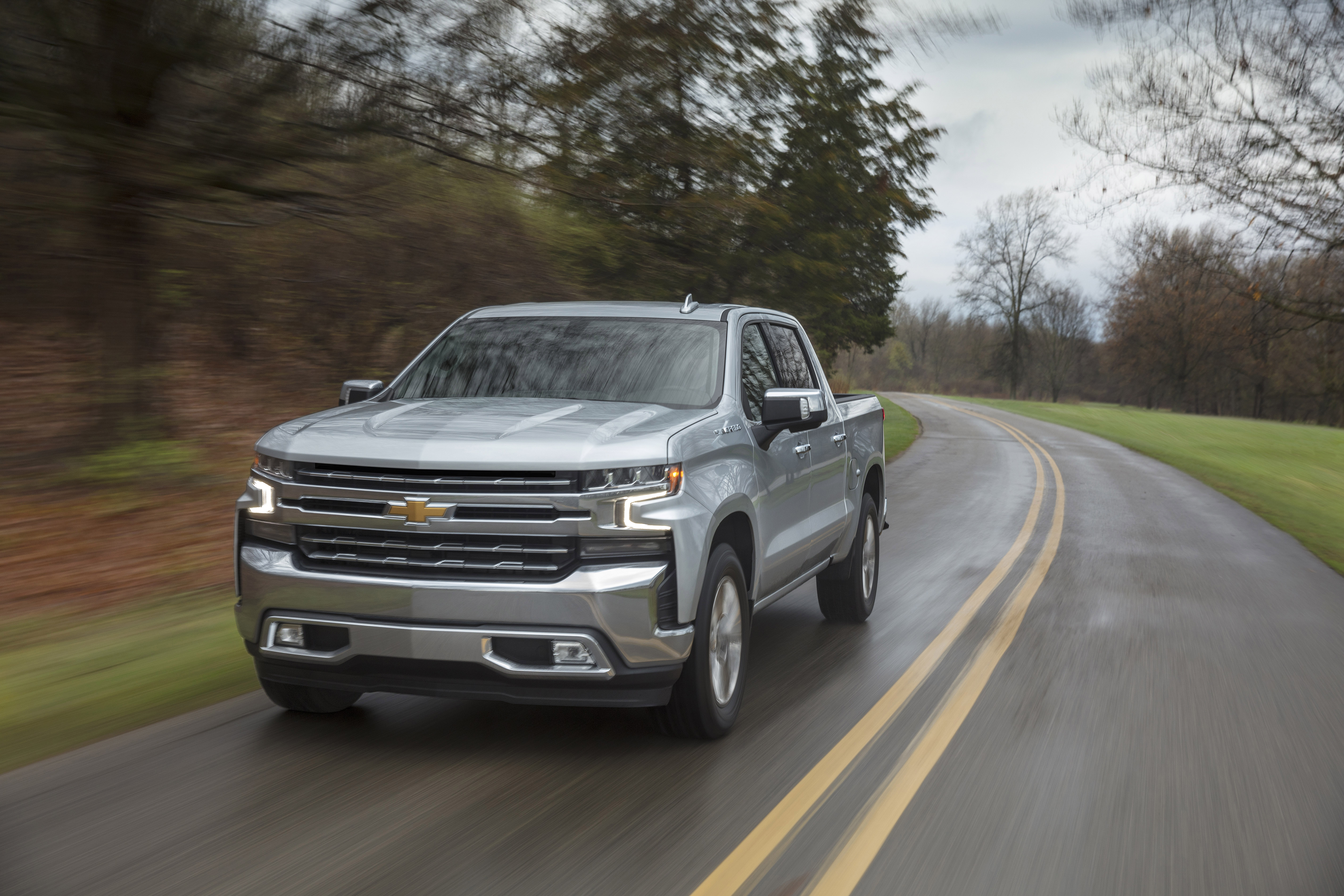 2014 Chevy Silverado Supercharger